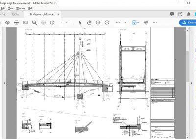 2D PDF Conversion Output